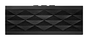 Jawbone Jambox Wave Portable Rechargeable Wireless Bluetooth Speaker Compatible with Smartphones and Tablets (2012 Version) – Black
