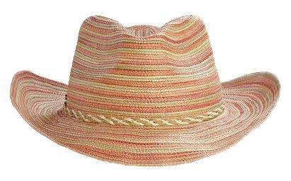 Coolibar Kinder Cowboy Hut, Orange, OneSize
