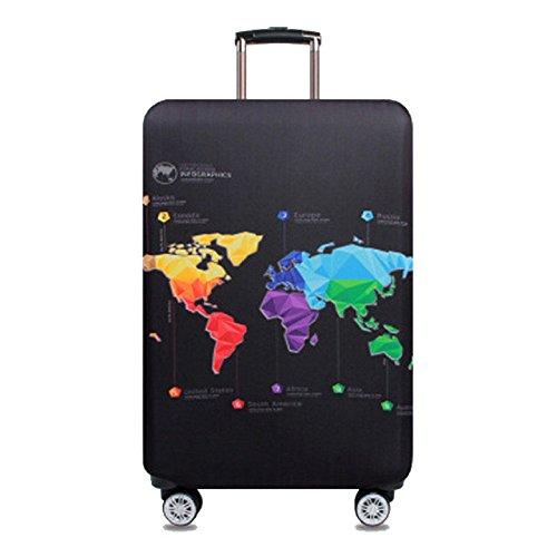 Cubierta equipaje Funda maleta 18-32 pulgadas fibra