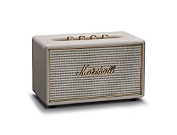 Marshall 04091913 Acton Wireless Multi-Room Bluetooth Speaker (Cream)