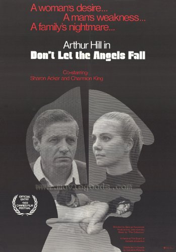 Don't Let the Angels Fall Plakat Movie Poster (27 x 40 Inches - 69cm x 102cm) (1969)