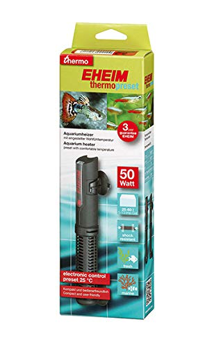 Eheim-thermopre Juego calefactor Acuario-50W