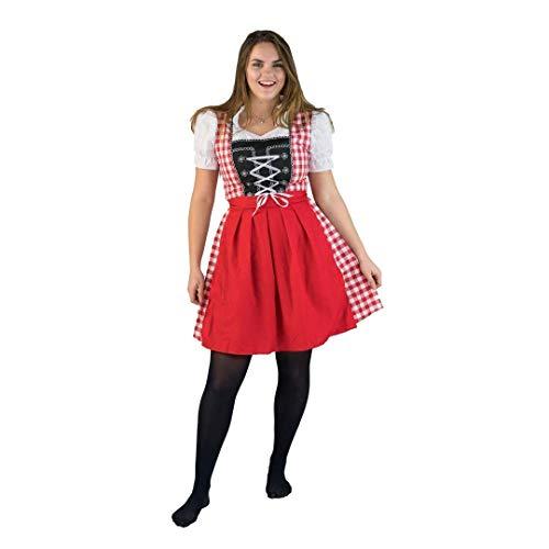 Bodysocks Fancy Dress 5060298049001 Kostüm, Unisex Adult, mehrfarbig, - Oktoberfest Kostüm Mann