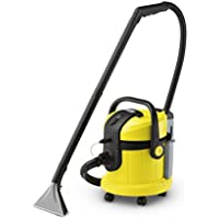 Karcher SE 4002 - Lava-aspiradora con cable, 1400 W y 4+4 litros de depósito de agua limpia/sucia
