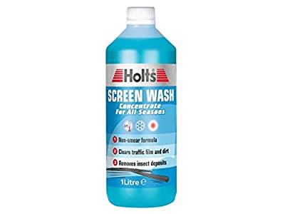 Holts Screenwash Range : everything £5 (or less!)