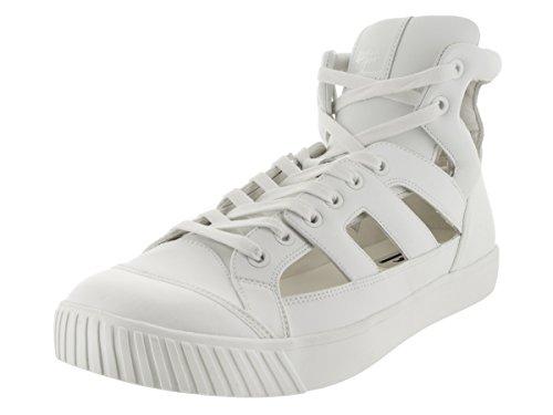 Onitsuka Tiger by Asics OK-Glory Gladiator Cuir Baskets White-White