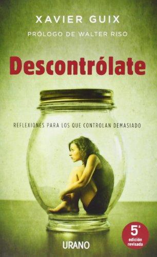 Portada del libro Descontrólate (Crecimiento personal)