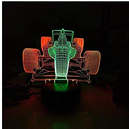 Antike Messing Lampen-tabelle (CSXM-Tabelle lamp3D beleuchtet die Bunte Tischlampennote der Änderung 3D, die die geführteSichttischlampentabelleauflädt, die modern ist)