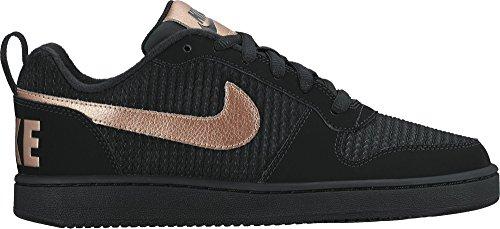 Nike Damen 861533-002 Turnschuhe Schwarz