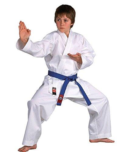 DanRho Karategi Basic Collection weiß