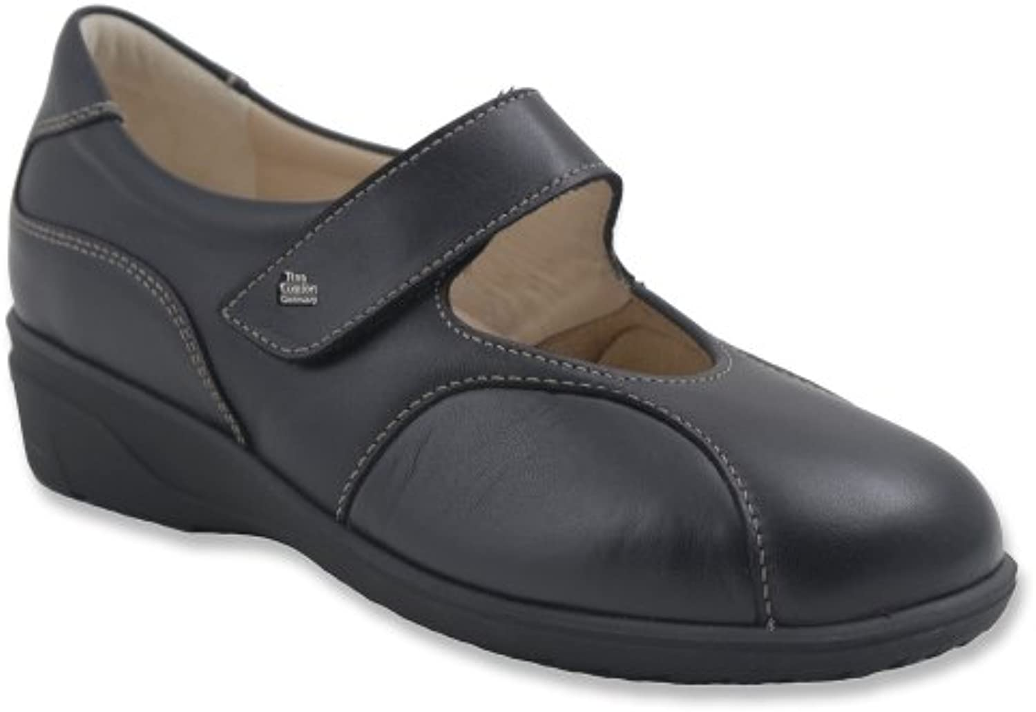 Finn Comfort – Stretch Zwolle – Zapatos para mujer negro
