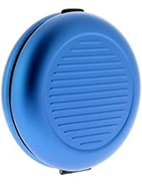 Porte-monnaie Euro Monnayeur Bleu Aluminium anodisé Ögon designs CD-Blue