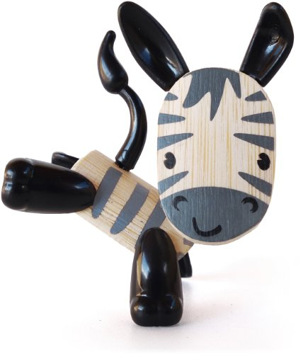 Hape - E5542 - Figurine Animal - Zèbre