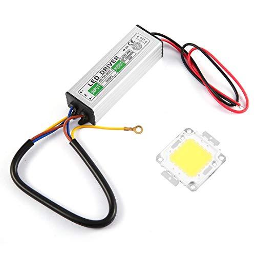 Chip-Birnen 50W LED SMD mit hoher Leistung imprägniern Treiber-Versorgungs-Netz-Schalter des Fahrer-50W LED für LED-Neonbeleuchtung -