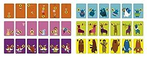 Janod Juego de batallas Castagne, Multicolor (J02754)