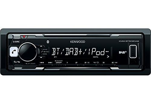 Kenwood KMM-BT502DAB Kanäle