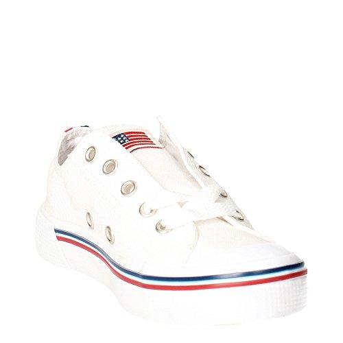 U.s. Polo Assn GYNN4276S6/C1 Sneakers Boy Weiß