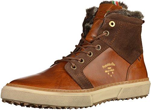 Pantofola Doro10173033.iku - Baskets Basses Pour Homme Marron