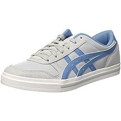 Asics Herren Aaron Sneakers, Blau (Midgrey/Blue Heaven), 43.5 EU