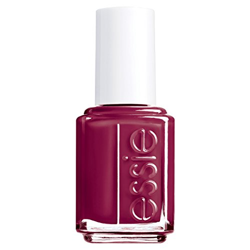 essie Nagellack Klassisches Rot a-list Nr. 55 / Ultra deckender Farblack in cremigem Erdbeerrot 1 x 13,5 ml
