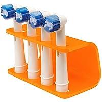 Support pour tête Brosse à dents électrique par Seemii. Tête support pour 1, 2, 3ou 4têtes de brosse à dents...