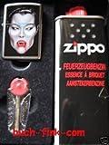 Zippo Feuerzeug BS Dracula 1 Geschenk Set