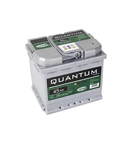 Quantum Marelli L1 Batteria Auto 45AH 360A 12V