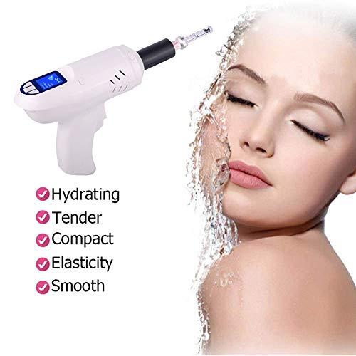 QIYE Hyaluron Pen Mit Ampulle Kopf Schönheit Maschine, Haut Feuchtigkeitsspenden Anti-Falten Spot Poren Akne Entfernung Anti-Aging