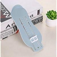 WiBille - Herramienta de medición para niños, protección del medio ambiente, 22,5 x 9 cm, color azul