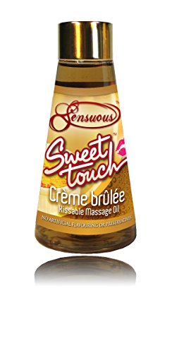 Sensuous: Sweet Touch – Creme Brulee (Kissable Massage Oil), 125ml