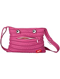 UNTOLD ZIPIT Mini Shoulder Bag For Kids, Women ,Girls For Casual Outing, Travel