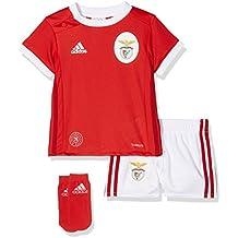 Rot 41/cm Benfica Lissabon 173ben203std Schulranzen Unisex Kinder