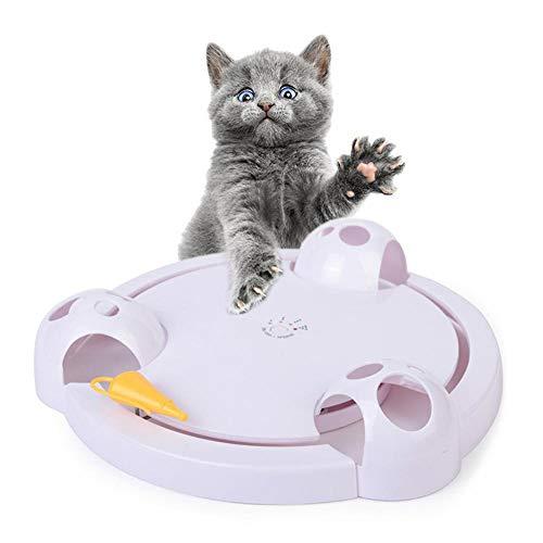 Haustierbedarf Training elektrisches Katzenspielzeug Laserspielzeug Katzen infra-red Toy Spiel