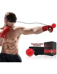 Champs Boxing Reflex Ball Fight Training Speed Video di allenamento esclusivo. Impara le abilità di base delle arti marziali, dimagrisci, migliora la velocità del tempo di reazione