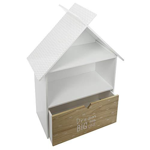Atmosphera - Estantería con un gran cajón/cofre - Habitación infantil