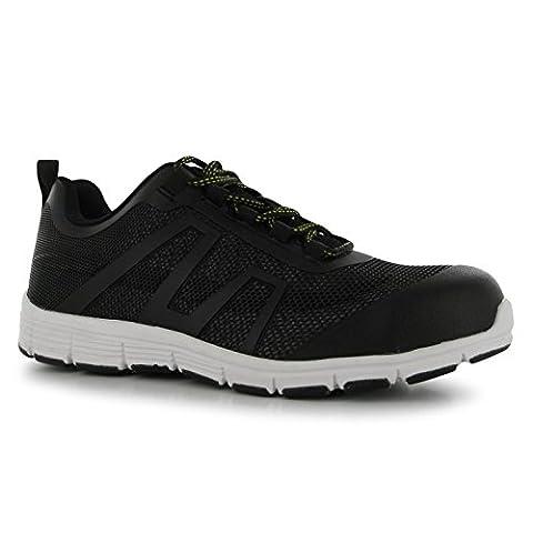 Dunlop Mens Safe MaineSB Safety Shoes Lace Up Work Footwear Black UK 9