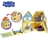 Character Options Deluxe - Casa de juguete de Peppa Pig