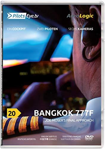 PilotsEYE.tv | BANGKOK | Cockpitmitflug B777F | Aerologic |