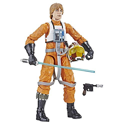 Star Wars Black Series Archive Luke Skywalker Pilot 6-inch Aktionsfigur -
