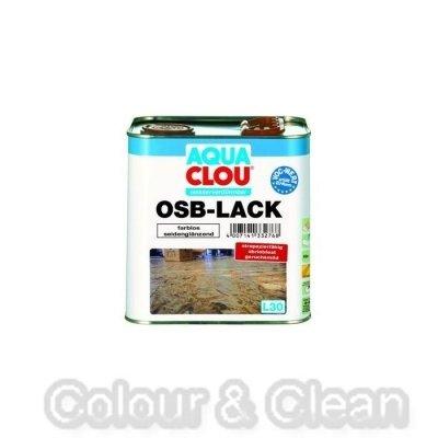 Aqua Clou OSB-Lack L30 Holzlack Spanplattenlack 750ml