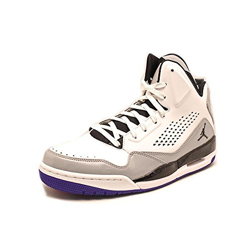 Jordan Sc-3 Chaussures de basket WHITE WOLF GREY DARK CONCORD BLACK