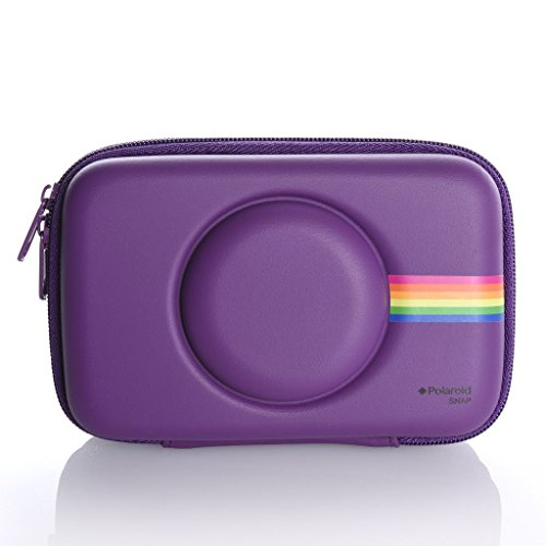 Polaroid Schutzhülle aus Silikon für Polaroid Snap & Snap Touch Instant-Print-Digitalkamera (Lila) (Touch Polaroid)