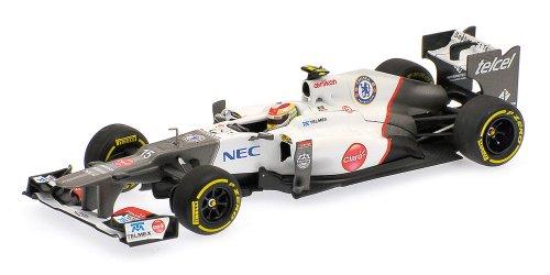 Minichamps 410120015 - 1:43 2012 Sauber F1 Team Ferrari C31 Sergio Perez