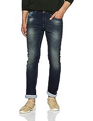 Arrow Mens Relaxed Fit Jeans (8907538541741_AJUJN2759_30W x 34L_Blue)