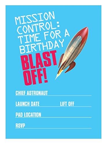 Apartment 2 Cards invite103Rocket Party Einladungen Füllen Party Einladung