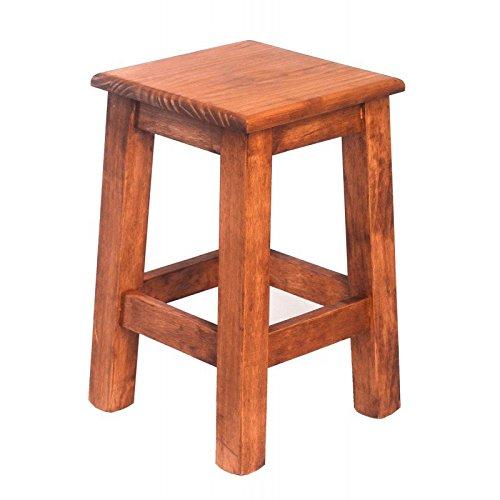 taburete-rustico-madera-de-pina-macizo