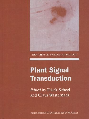 Plant Signal Transduction (Frontiers in Molecular Biology) (2002-03-28)