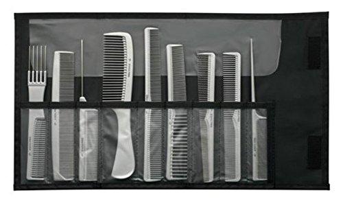 Comair Kammset Ionic Static Free grau 1x 9 verschiedene Modelle im Kamm-Set -