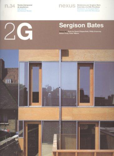 2G N.34 Sergison Bates (2G: International Architecture Review Series)