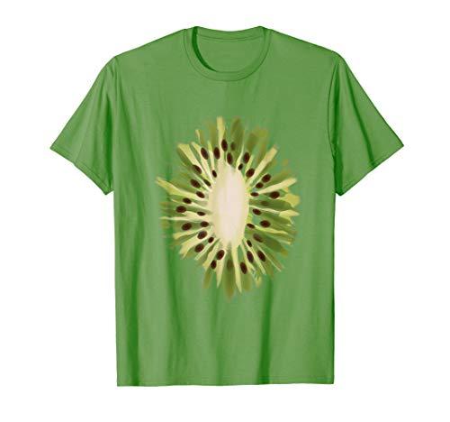 Fasching Kiwi Kostüm Shirt für Fasnacht und - Kinder Frucht Kostüm